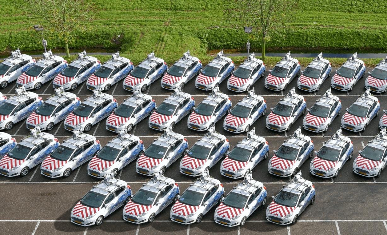 data capture vehicles