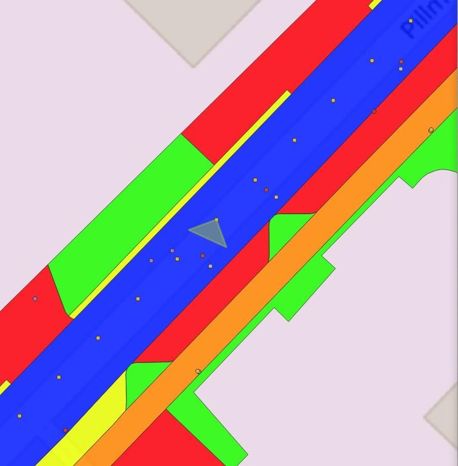 Fiber route planning